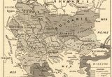 Map Europe 1913 Regions Occupees Par Les Belligerants Fin Avril 1913 First