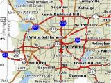 Map fort Worth Texas area fort Worth Map Texas Business Ideas 2013