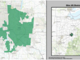 Map Gahanna Ohio Ohio S 3rd Congressional District Wikipedia