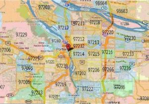 Map Hillsboro oregon Hillsboro oregon Zip Code Map Printable Zip Code Map Portland oregon