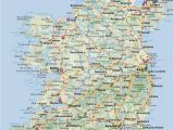 Map Ireland Counties and towns Most Popular tourist attractions In Ireland Free Paid attractions