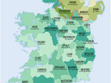 Map Ireland Counties towns List Of Monastic Houses In Ireland Wikipedia