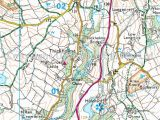Map Lake District England Lake District Os Explorer Map Ol7 Se Windermere Kendal