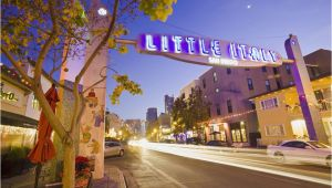 Map Little Italy San Diego What to See and Do In Little Italy San Diego