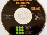 Map Oe Europe Details Zu toyota Lexus original Navigation Dvd E1g 2018 West Europa Europe Update Map