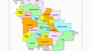 Map Of Akron Ohio Neighborhoods Map Of Akron Neighborhoods Akron Akron Oh Environs Pinterest