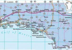 Florida Road Map Printable.Map Of Alabama And Florida Highways Florida Road Maps