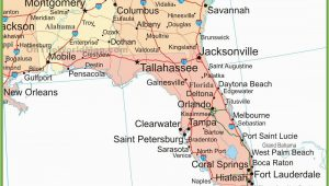 Map Of Alabama and Florida Highways Map Of Alabama Georgia and Florida