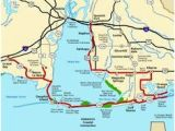 Map Of Alabama Coastline 428 Best Gulf Life Images Beach Vacations Gulf Shores Vacation