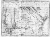 Map Of Alabama Counties 1850 the Usgenweb Archives Digital Map Library Georgia Maps Index