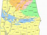 Map Of Alabama Gulf Coast Cities Map Of Alabama Coast Cities Ancora Store