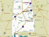 Map Of Alabama State Parks Alabama State Parks Map Compressportnederland