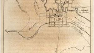 Map Of Alamo Texas Map Of San Antonio From the First Battle Of the Alamo when It Was