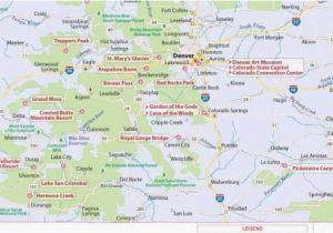 Map Of Alamosa Colorado Colorado Mountains Map Lovely Boulder