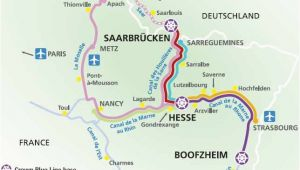 Map Of Alsace Lorraine France Alsace Lorraine France and Germany Region Map A Culturally
