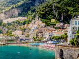 Map Of Amalfi Coast Italy 10 Most Beautiful Amalfi Coast towns with Photos Map touropia
