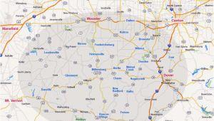 Map Of Amish Communities In Ohio Amish Communities In Ohio Map Secretmuseum