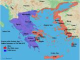 Map Of Ancient Italy and Greece Aegean Ancient History Encyclopedia
