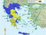 Map Of Ancient Italy and Greece Ancient Greece Ancient History Encyclopedia
