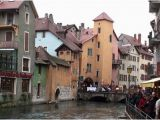 Map Of Annecy France Aus Der Stadt Auf Den See Picture Of Lac D Annecy Annecy