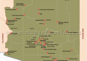 Map Of Arizona Airports 21 Unique Map Of Arizona Airports Bnhspine Com