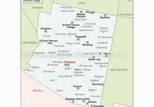 Map Of Arizona Airports Arizona Airports Map Store Mapsofworld Pinterest Map Arizona