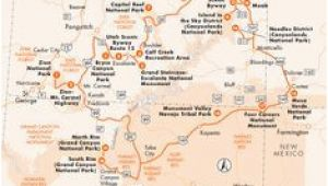 Map Of Arizona and Utah 349 Best Utah National Parks Mesa Verde Monument Valley Grand