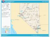 Map Of Arizona California Border Maps Of the southwestern Us for Trip Planning