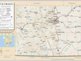 Map Of Arizona Counties and Major Cities Printable Map Of Us with Major Cities New Denver County Map