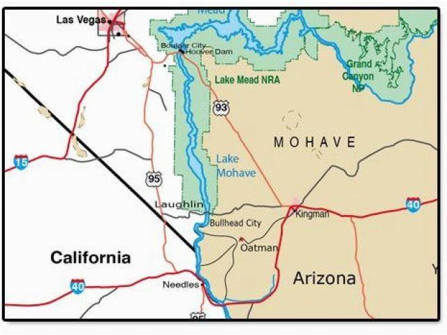 Map Of Arizona Only.Map Of Arizona Deserts Map Of Arizona S Highways Only City Oatman