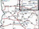 Map Of Arizona Showing Prescott Great Places to Visit In northern Arizona
