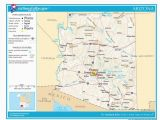 Map Of Arizona Showing Prescott Maps Of the southwestern Us for Trip Planning