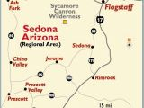 Map Of Arizona Showing Sedona 47 Best Sedona Images On Pinterest Sedona Arizona Phoenix Arizona