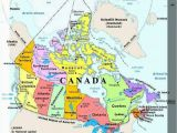 Map Of atlantic Provinces Canada Plan Your Trip with these 20 Maps Of Canada