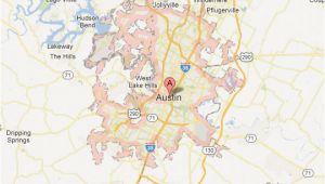 Map Of Austin Texas and Surrounding areas Texas Maps tour Texas