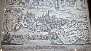 Map Of Bayeux France Map Of Old Bayeux Picture Of Musee Baron Gerard Bayeux Tripadvisor