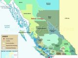 Map Of Bc Canada Detailed Detailed Map Of British Columbia Canada Cardform Co