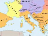 Map Of Belgium France and Germany which Countries Make Up southern Europe Worldatlas Com