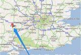 Map Of Berkshire England Downton England Map Dyslexiatips