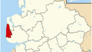 Map Of Blackpool England Blackpool Wikipedia