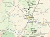 Map Of Blue Ridge Mountains north Carolina Appalachian Trail north Carolina Map Maps Directions