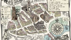 Map Of Bristol England Alex Lucas Map Of Bristol Old City Map Design Bristol