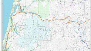 Map Of Brookings oregon Myrtle Creek oregon Map Map Of Josephine County oregon Secretmuseum