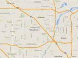 Map Of Buena Park California Maps Of Disneyland Resort In Anaheim California