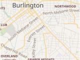 Map Of Burlington north Carolina Cemetery Pine Hill Cemetery In Burlington north Carolina