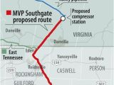 Map Of Burlington north Carolina New Gas Pipeline Proposed In Rockingham Alamance Counties