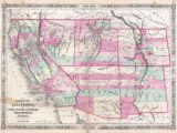 Map Of California 14ers California 14ers Map Massivegroove Com