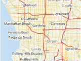Map Of California Airports Near Los Angeles Los Angeles area Map U S News Travel