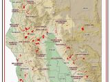 Map Of California forest Fires Map Of Current California Wildfires Best Of Od Gallery Website