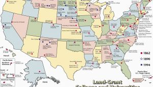 Map Of California State Universities Map Of California State Colleges Best Of Us Map with Regions Labeled